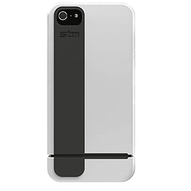 STM Phone Case Harbour for iPhone 5 - White Mobile phones