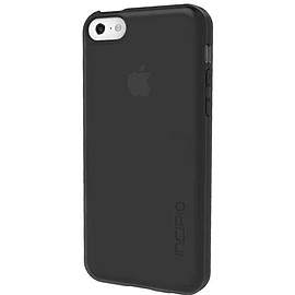 Incipio Feather Transparent Ultra Light Snap-On Case for iPhone 5c - Clear Black Mobile phones