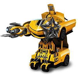 Nikko Transformers R/C Bumblebee Transforming Figurines and Sets