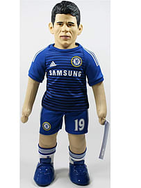 Bubuzz - Diego Costa - Chelsea Fc Football Figure Doll Sports Doll /toys Figurines and Sets