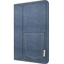 XtremeMac Micro Folio Case & Stand For iPad mini & iPad mini Retina - Denim Blue Tablet