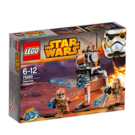 Lego Star Wars: Geonosis Trooper (75089) /toys Blocks and Bricks