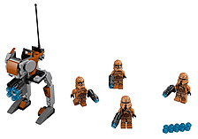 Lego Star Wars: Geonosis Trooper (75089) /toys screen shot 1
