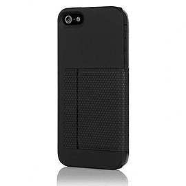 Incipio LGND Protective Case & Stand For iPhone 5 - Obsidian Black Mobile phones