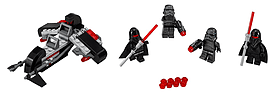 Lego Star Wars: Shadow Troopers (75079) /toys screen shot 1