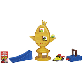 Angry Birds Jenga Trophy Cup Challenge Figurines and Sets