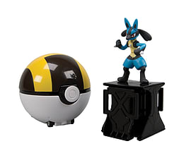 Pokemon X and Y Super Catch n Return - Blue Legendary Pokemon Figurines and Sets