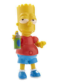 The Simpsons - Bart Simpson Figurines and Sets