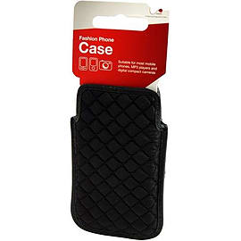Virgin Media Fashion Phone Case Pouch For Mobile Phones & MP3 Players - Black Mobile phones