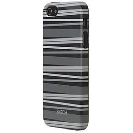 Skech Groove Case for iPhone 5 (Grey) Mobile phones