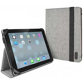 Cygnett Node Folio Case and Stand For iPad Air - Grey Tablet