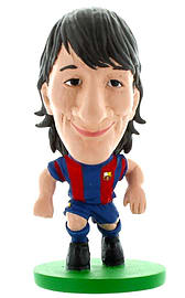 Soccerstarz - Barca Toon Lionel Messi Home Kit (eng/asian) /figures Figurines and Sets