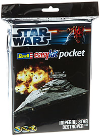 Imperial Star Destroyer EasyKit Pocket Figurines and Sets