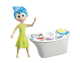 Disney Inside Out Control Console Figurines and Sets