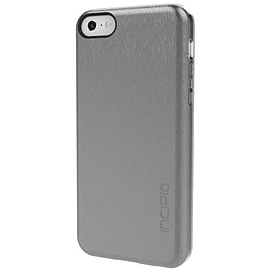 Incipio Feather Shine Ultra Thin Case for iPhone 5c - Silver Mobile phones
