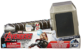 Avengers - Thor Lightning Strike Hammer (b1306) /toys Figurines and Sets
