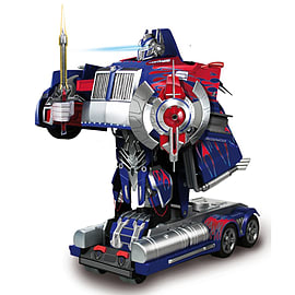 Nikko Transformers R/C Nikko Autobot Optimus Prime Figurines and Sets