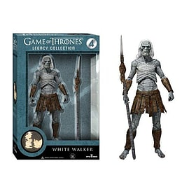 Game of Thrones White Walker Legacy Action Figure Figurines and Sets