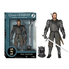 Game of Thrones The Hound Legacy Action Figure Figurines and Sets