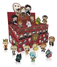 Game of Thrones Mystery Mini Blind Box Figure - (One Random Figure Supplied) Figurines and Sets