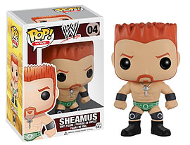 POP! WWE Sheamus Vinyl Figure Figurines and Sets