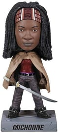 The Walking Dead Michonne Bobble Head Figurines and Sets
