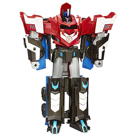 Transformers Robots in Disguise Mega Optimus Prime Figurines and Sets
