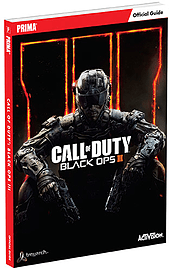 Call of Duty: Black Ops III Strategy Guide Strategy Guides and Books
