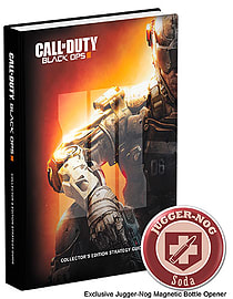Call of Duty: Black Ops III Collector's Edition Guide Strategy Guides and Books