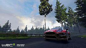 WRC 5 screen shot 3