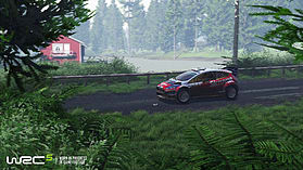 WRC 5 screen shot 4