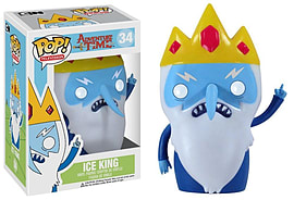 POP! Adventure Time Ice King Vinyl Figure Figurines and Sets