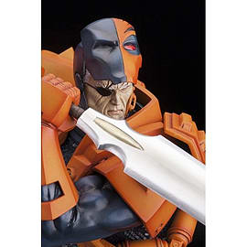 Kotobukiya Dc Death Stroke Figurines and Sets