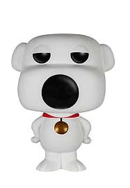 Pop Vinyl Family Guy Brian Figurines and Sets