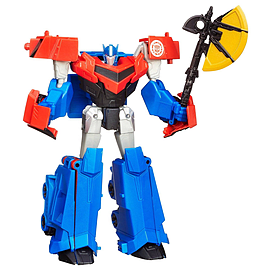 Transformers Robots In Disguise - Warrior Optimus Prime Figurines and Sets