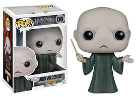 Funko Pop Movies - Harry Potter - Lord Voldemort Action Figure Figurines and Sets