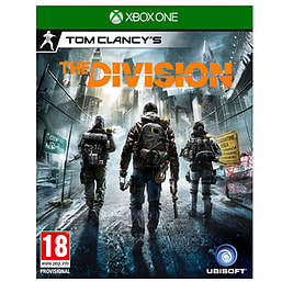 Tom Clancy's The Division Limited Edition Xbox One Cover Art