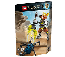 LEGO Bionicle - Protector of Stone - 70779 (70779) Blocks and Bricks