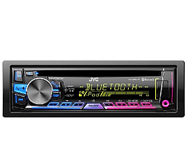 JVC KD-R961E - CD/MP3/USB/iPod/Bluetooth car radio (KD-R961BTE) Audio