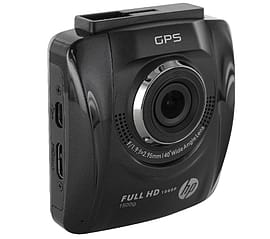 HP Car Camcorder f500g - Onboard Car camera (72169) Audio