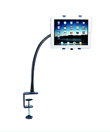 Logic3 Universal Tablet Gooseneck Desk Mount Tablet