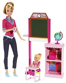 Barbie Careers Complete Play Teacher Figurines and Sets