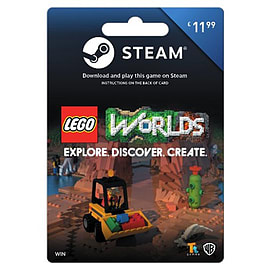 LEGO Worlds - Steam Top ups