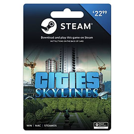 Steam - Cities Skylines Top ups