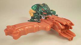 B-Daman Crossfire (Strike Cobra with True Aim Barrel) Figurines and Sets