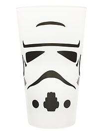 Star Wars Stormtrooper Boxed Pint Glass 14cm Home - Tableware