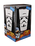 Star Wars Stormtrooper Boxed Pint Glass 14cm screen shot 2
