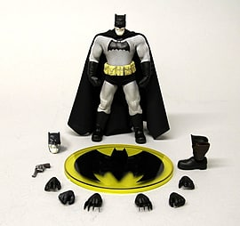Batman Scale 1:12 Dark Knight Returns Collective Action Figure Figurines and Sets