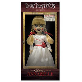 Living Dead Dolls The Conjuring 10 Doll Annabelle Figurines and Sets