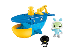 Octonauts Talking Ice Breaker Gup C Figurines and Sets